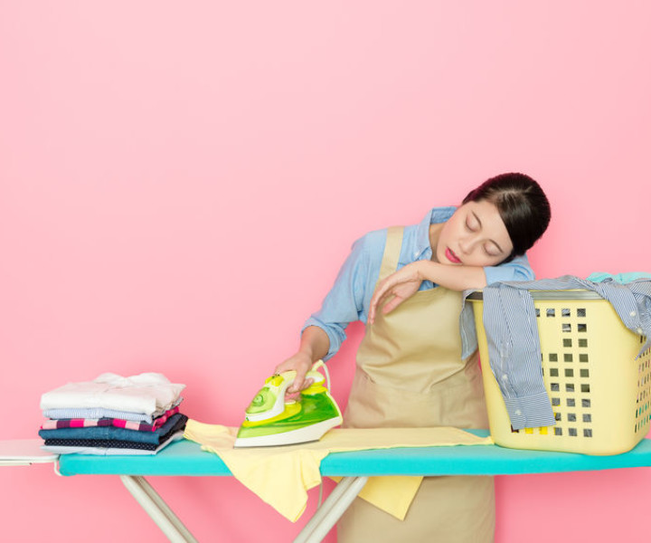 Homemakers are often overwhelmed by the endlessness of their work and resentful that so much of it is taken for granted